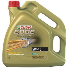 Ulei Castrol EDGE Turbo...