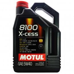 Motul 8100 X-CESS 5W40 4L...