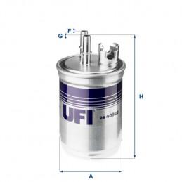 Filtru de combustibil 2440900